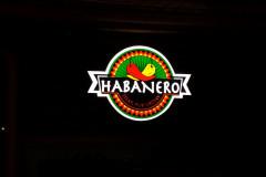 Svetelná reklama HABANERO