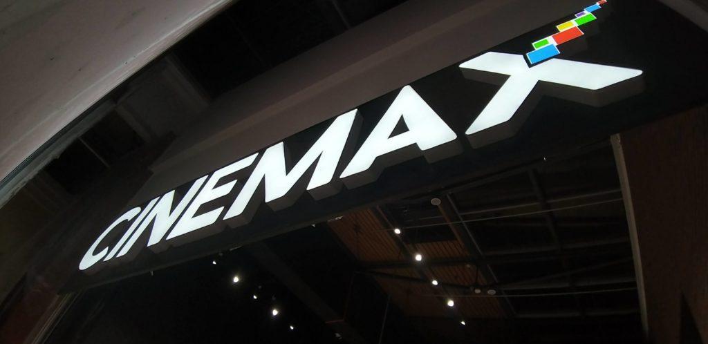 CINEMAX – OLOMOUC OC OLYMPIA